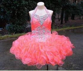 Cute Ruffled Organza..