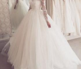 Ball Gown 2016 Tulle..