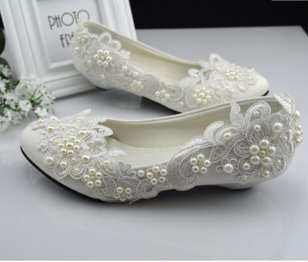 2018 in stock sparkle crystal lace wedding flat shoes women wedding 2018 in stock sparkle crystal lace wedding flat shoes women wedding bridal shoes crystals lace pointed junglespirit Image collections