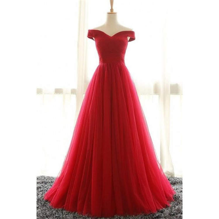 Princess Prom Dresses, Red Prom Dresses, Long Prom Dresses With ...