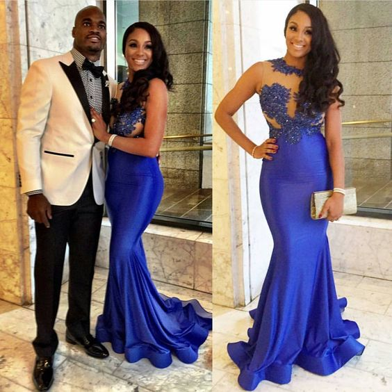 Royal Blue Evening Dresses 416da85d4