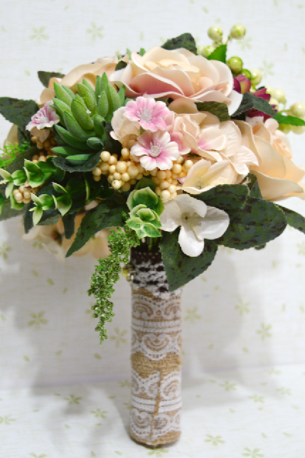 New Arrival Wedding Bouquet Handmade Flowers Colorful Bridal Bouquet Wedding bouquets