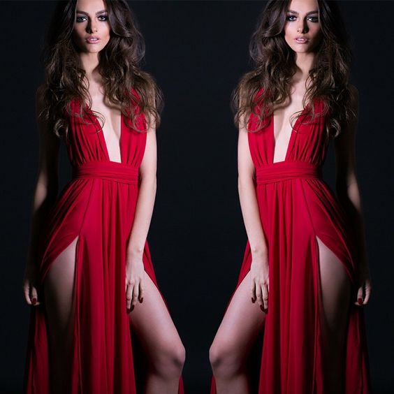 2016 A Line Chiffon Prom Dresses Sleeveless Formal Evening Party Gowns Vestidos